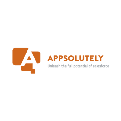Appsolutely Salesforce partner logo